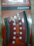 20140 Scalextric 	DS Border with Barrier Lead-in Track Set-бордюры