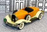 BRK 012 Brooklin 1/43 Hudson Greater 8 Conv.Top Down 1931 orange