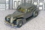 BC 003 Brooklin 1/43 Buick Special Touring 4-door Sedan M-41 Hard Top 1937 Dark Grey met.