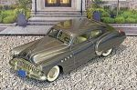 BRK 010 Brooklin 1/43 Buick Roadmaster Sedanet Hard Top 1949 Grey met. (1)