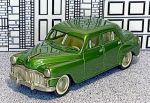 № 1 Alloy Forms 1/43 DeSoto Custom 4-door Sedan Hard Top 1949 green met. (1)