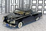 AA 1B Milestone 1/43 Studebaker Champion Business Coupe Hard Top 1951 black
