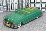 BRK 036 Brooklin 1/43 Hudson Hornet Conv.Top Down 1952 Green