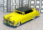 BRK 030 Brooklin 1/43 Dodge Royal 500 Conv.Top Down 1954 yellow