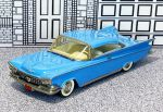 WMS 056 Western Models 1/43 Buick Electra Hard Top 1959 blue (1)