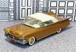 WMS 059 Western Models 1/43 Buick Invicta Conv.Top Up 1959 brown/white