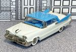 AA 19 Milestone 1/43 Dodge Royal Saloon Hard Top 1959 white/blue