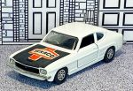 331 Corgi Toys 1/43 Ford 3 litre Capri GT Hard Top 1970 white