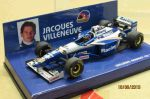 430 960006 Minichamps 1/43 Williams Renault FW18 1996 J.Villeneuve (1)