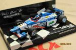 430 970097	 Minichamps Benetton Renault B197 Launch Version J.Alesi 1997 (1)