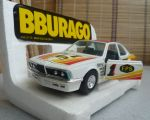 0173 BBurago 1/24 BMW 635 Csi GR. A(Made in Italy)