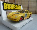 0121 BBurago 1/24 Porsche 959 Raid (Made in Italy)